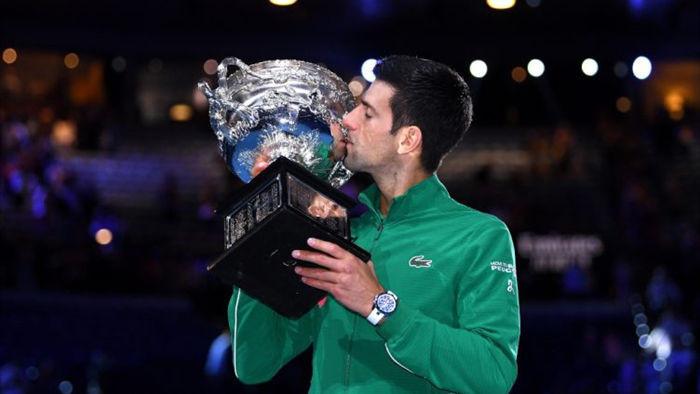 Novak Djokovic kiếm tiền giỏi nhất làng banh nỉ năm 2020 - 5