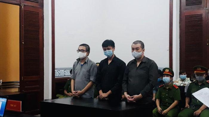 Giúp nhóm người Trung Quốc lưu trú trái phép, 3 đối tượng ở TP HCM lãnh án - Ảnh 1.