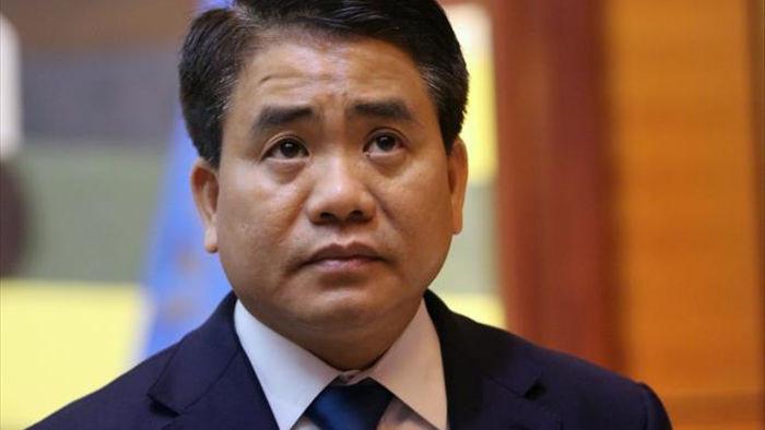 Đề nghị khai trừ Đảng cựu Chủ tịch Hà Nội Nguyễn Đức Chung  - 1