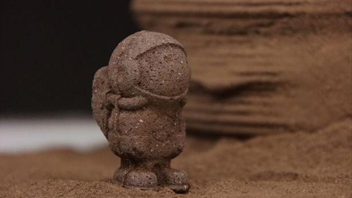 Bằng chứng người ngoài hành tinh sống trên sao Hỏa - 1