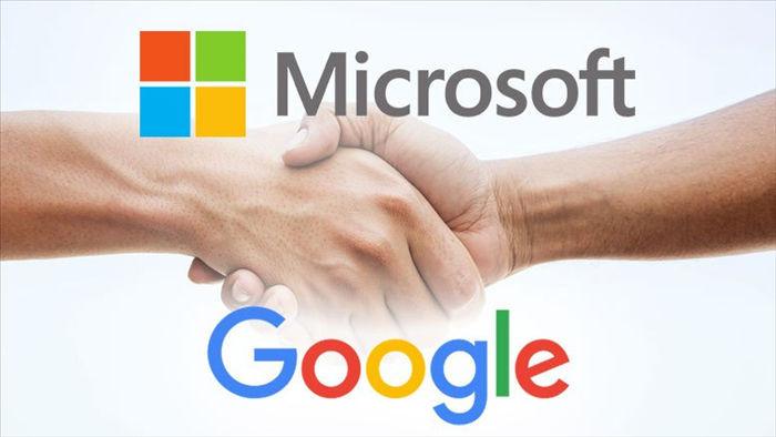Android giờ đây có thêm một đồng minh mới thực sự hùng mạnh, đó là Microsoft