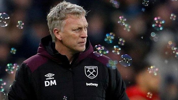 West Ham thua đau, HLV David Moyes chê trọng tài thiên vị Man Utd - 1