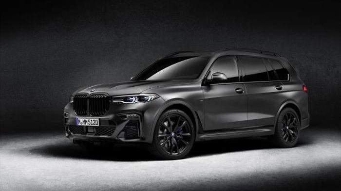 BMW X7 ra mắt phiên bản bóng đêm giới hạn tại Australia - 3