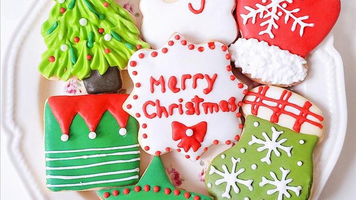 Bán cả nghìn chiếc mỗi vụ Noel, tiệm bánh hốt bạc nhờ ý tưởng độc lạ - 1