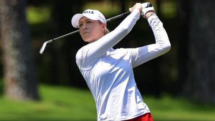 Vẻ đẹp mê hồn của nữ golf thủ ở giải US Womens Open - 6