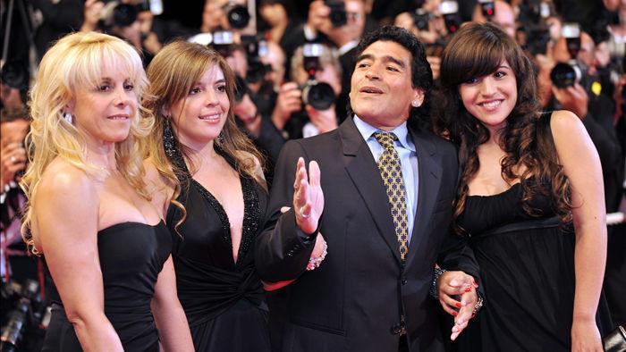 Lộ diện bản di chúc chưa bao giờ được công bố của Maradona - 1