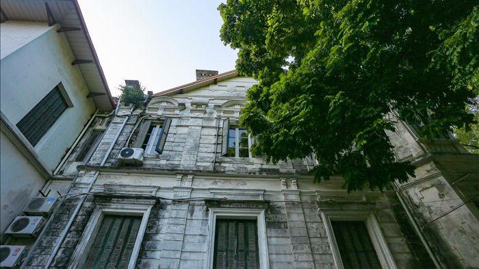 Chiêm ngưỡng dinh thự Pháp cổ từng là nơi ở của vua Bảo Đại tại Hà Nội - 3