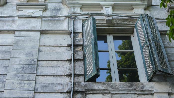 Chiêm ngưỡng dinh thự Pháp cổ từng là nơi ở của vua Bảo Đại tại Hà Nội - 5