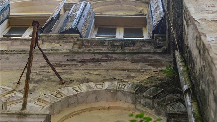 Chiêm ngưỡng dinh thự Pháp cổ từng là nơi ở của vua Bảo Đại tại Hà Nội - 6