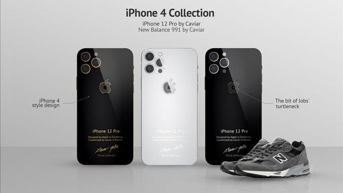 iPhone 12 Pro gắn thêm mảnh áo của Steve Jobs có giá 10.000 USD - Ảnh 5.