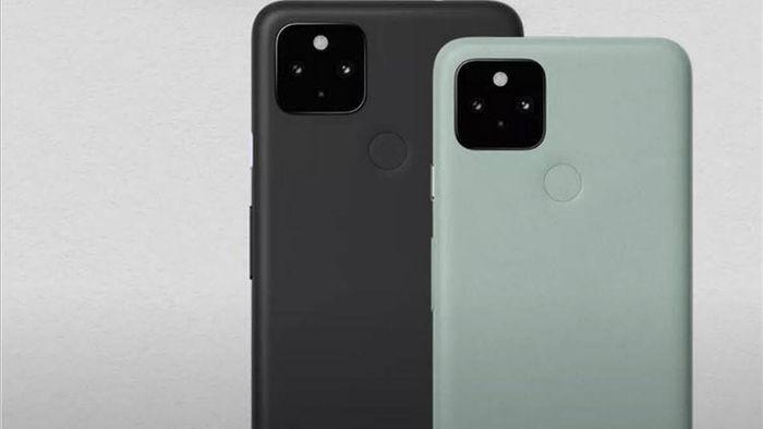 Xuất hiện hình ảnh thực tế của Google Pixel 5 Pro: camera dưới màn hình cùng chip Snapdragon 865