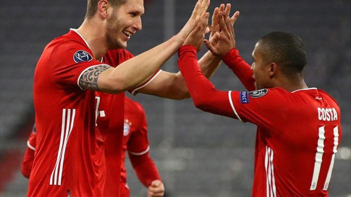 Đội hình xuất sắc nhất vòng bảng Champions Legue: Niềm an ủi cho Man Utd - 3