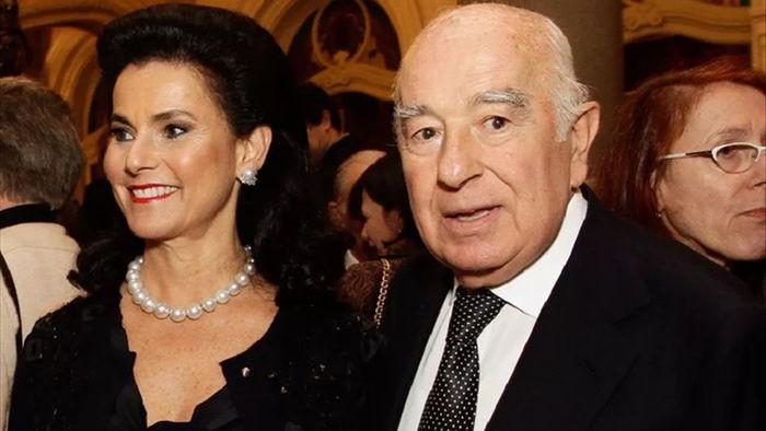 Tỷ phú ngân hàng giàu nhất thế giới qua đời ở tuổi 82 - 1