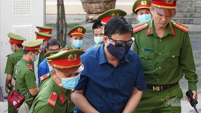 An ninh thắt chặt trong phiên xử ông Đinh La Thăng