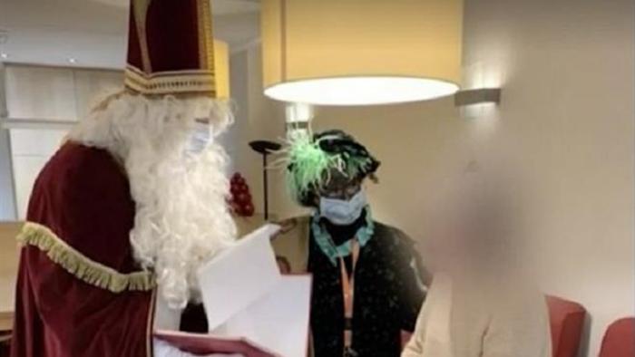 Ông già Noel mang virus corona tới viện dưỡng lão, lây nhiễm cho 75 người - 1