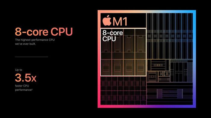 Chủ tịch Qualcomm bất ngờ khen ngợi chip M1 của Apple - Ảnh 1.