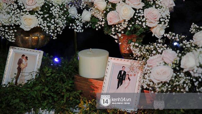 Đám cưới Quý Bình và nữ doanh nhân: Cô dâu - chú rể và dàn nghệ sĩ quẩy tưng bừng, lời hẹn ước của cặp đôi gây xúc động - Ảnh 30.