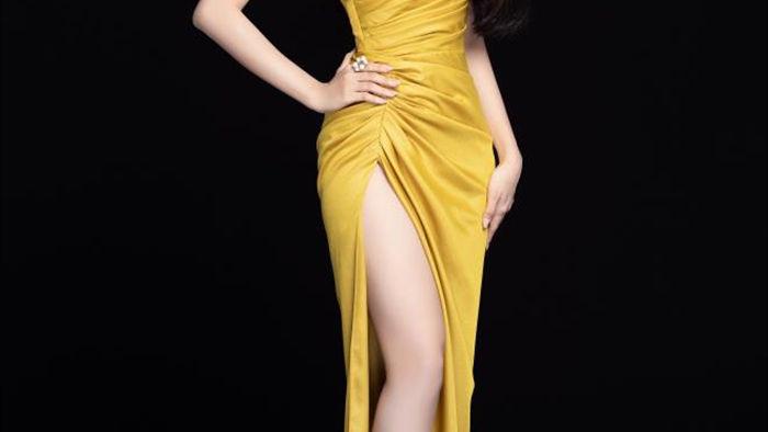 Nhan sắc Hoa hậu Đỗ Thị Hà và 2 Á hậu sau một tháng đăng quang - 16