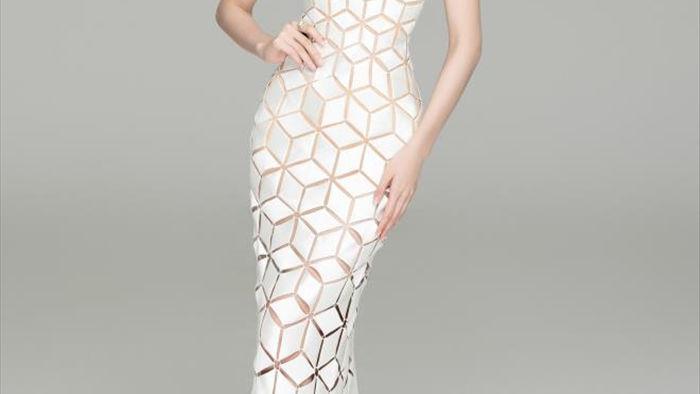 Nhan sắc Hoa hậu Đỗ Thị Hà và 2 Á hậu sau một tháng đăng quang - 12