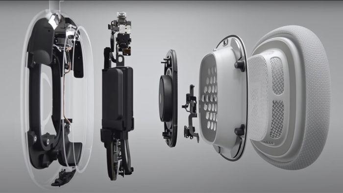 Có thể đưa AirPods Max về chế độ điện năng thấp bằng một cặp nam châm hít tủ lạnh - Ảnh 1.