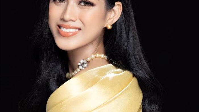 Nhan sắc Hoa hậu Đỗ Thị Hà và 2 Á hậu sau một tháng đăng quang - 7