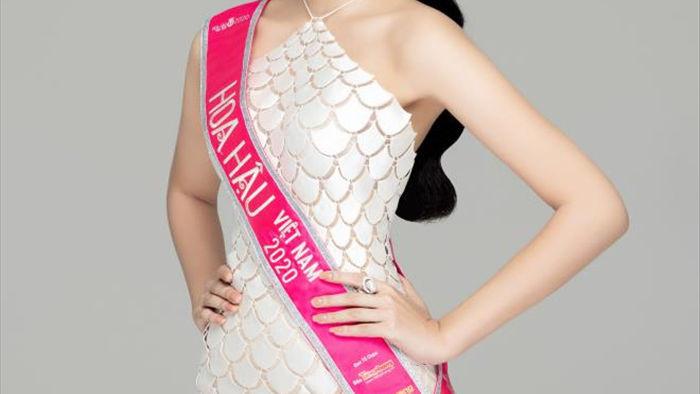 Nhan sắc Hoa hậu Đỗ Thị Hà và 2 Á hậu sau một tháng đăng quang - 9