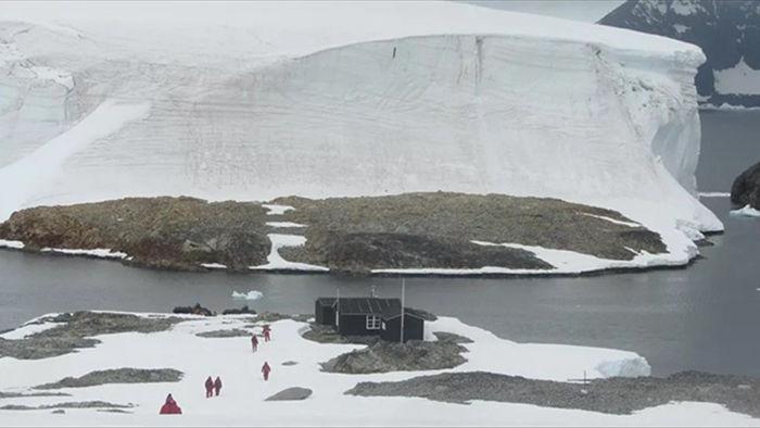 Hàng chục nghìn hoạt động địa chấn bất thường ở Nam Cực - 1