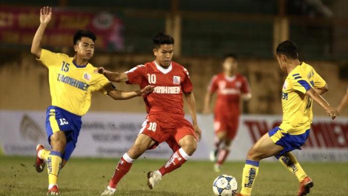 Chung kết U21 Quốc gia: Dàn sao đá V-League giúp U21 Viettel vô địch? - 1