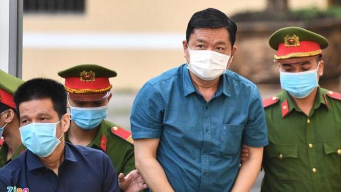 Viện kiểm sát nêu bằng chứng ông Đinh La Thăng gặp gỡ Út 'Trọc' - 1