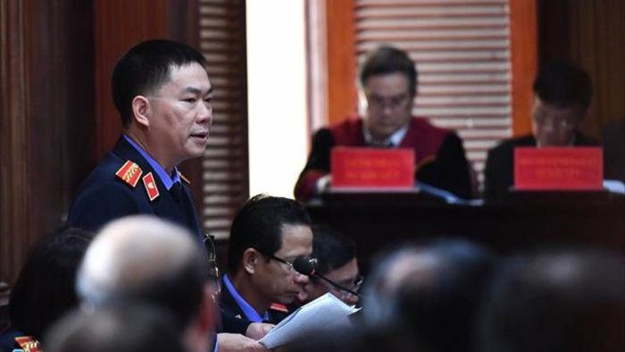 Viện kiểm sát nêu bằng chứng ông Đinh La Thăng gặp gỡ Út 'Trọc' - 2