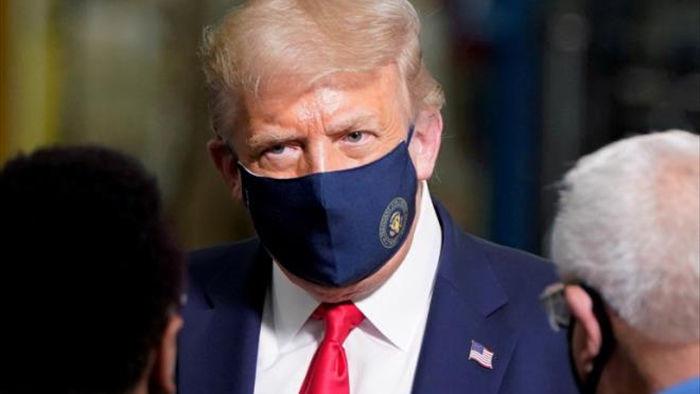 Ông Trump khẳng định có biểu tình dữ dội ngày chứng nhận phiếu đại cử tri - 1