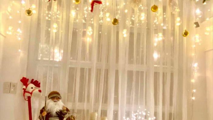 Sao Việt khoe độ giàu có mùa Noel: Biệt thự 40 tỷ được Ngọc Trinh decor chặt chém, biệt thự Bảo Thy sáng nhất khu nhà giàu quận 7 - Ảnh 11.
