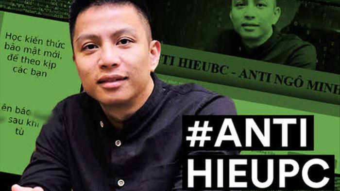 Nóng: Xuất hiện group và website anti Hieupc, cộng đồng mạng tranh cãi gay gắt! - Ảnh 1.