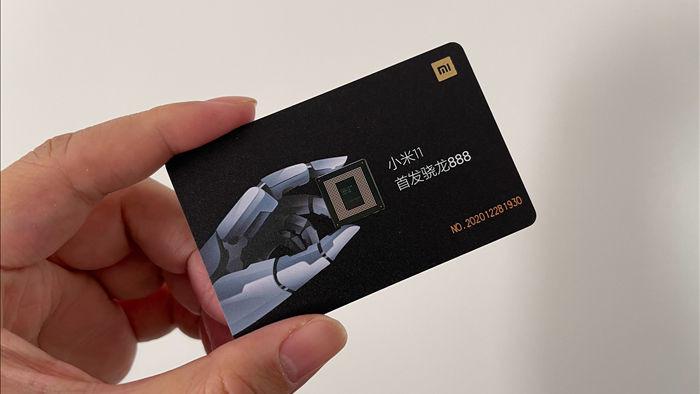 Chơi trội không ai bằng Xiaomi: Gửi thư mời tham dự sự kiện ra mắt Mi 11 tặng kèm luôn 1 con chip Snapdragon 888 cho khách mời - Ảnh 2.