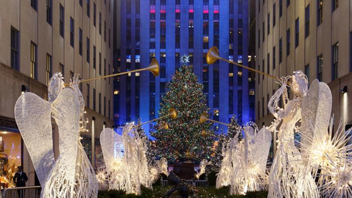 Những cây thông Noel đặc biệt được ghi nhớ nhất trong lịch sử các mùa Giáng sinh khắp thế giới, kỳ công đến mức khiến ai cũng phải trầm trồ - Ảnh 5.