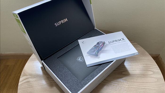 Đánh giá MSI GeForce RTX 3090 SUPRIM X: khi không chỉ sức mạnh mà cả thiết kế cũng được đẩy tới giới hạn - Ảnh 2.