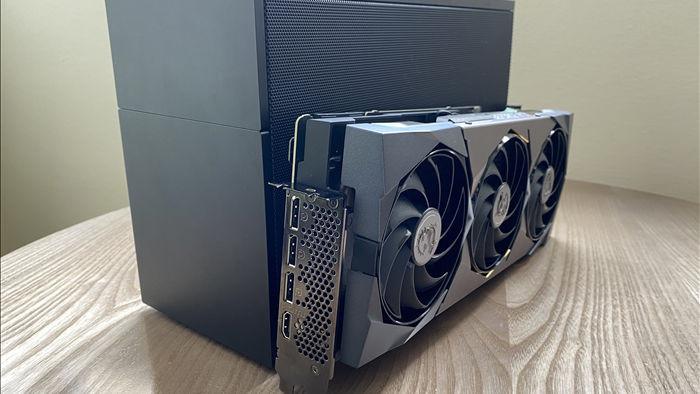 Đánh giá MSI GeForce RTX 3090 SUPRIM X: khi không chỉ sức mạnh mà cả thiết kế cũng được đẩy tới giới hạn - Ảnh 9.