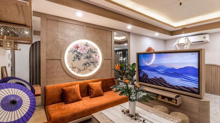 Căn hộ Sài Gòn đẹp như tranh, gia chủ sắm nội thất từ… mây, tre, cói - 3