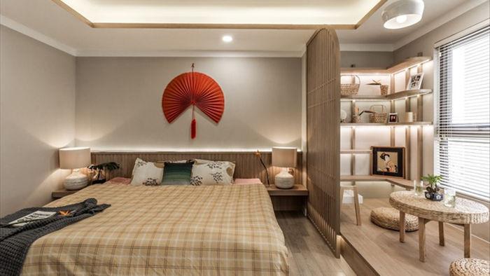 Căn hộ Sài Gòn đẹp như tranh, gia chủ sắm nội thất từ… mây, tre, cói - 8