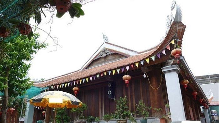 Kho báu vô giá trong ngôi chùa cổ hàng nghìn năm ở Hà Nội - 1