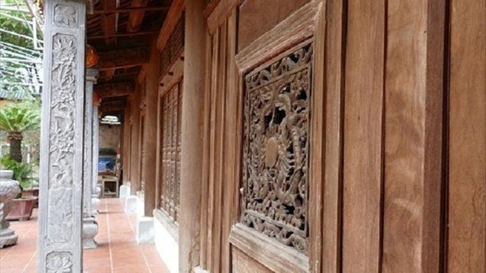 Kho báu vô giá trong ngôi chùa cổ hàng nghìn năm ở Hà Nội - 3
