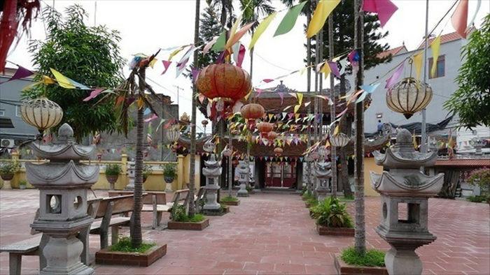 Kho báu vô giá trong ngôi chùa cổ hàng nghìn năm ở Hà Nội - 6