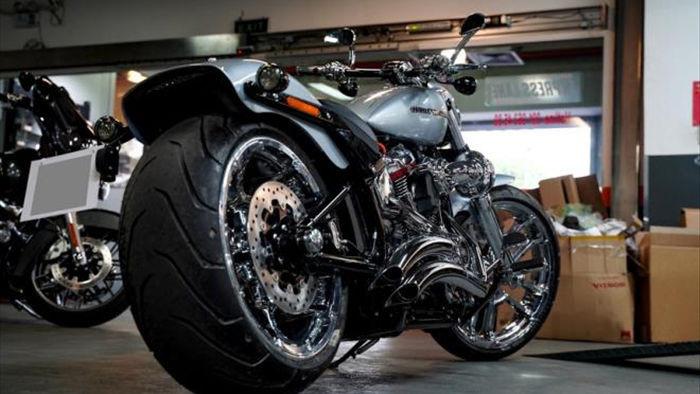 Cường Đô La mua Harley-Davidson hàng độc giá gần 2 tỷ đồng - 3