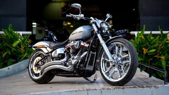 Cường Đô La mua Harley-Davidson hàng độc giá gần 2 tỷ đồng - 2