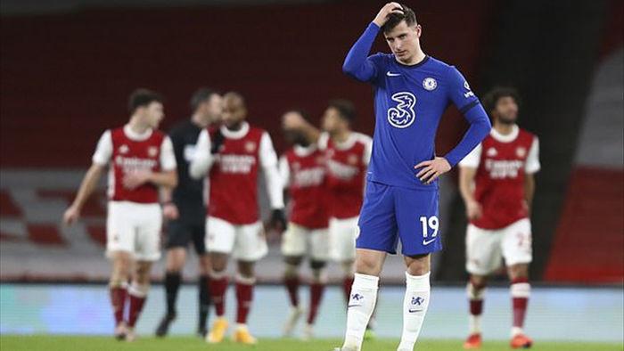 Thua sốc Arsenal, HLV Lampard giận học trò tím mặt vì quá lười chạy - 3