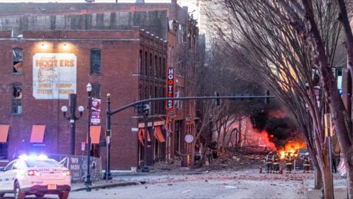 Vụ nổ ngày Giáng sinh ở Nashville: Điều tra 500 đầu mối, lần ra ngôi nhà màu đỏ - 1