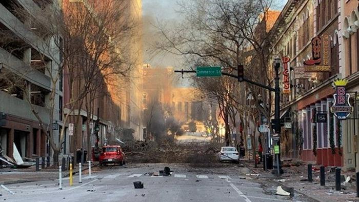 Hàng chục doanh nghiệp cần giúp đỡ sau vụ nổ kinh hoàng ở Mỹ