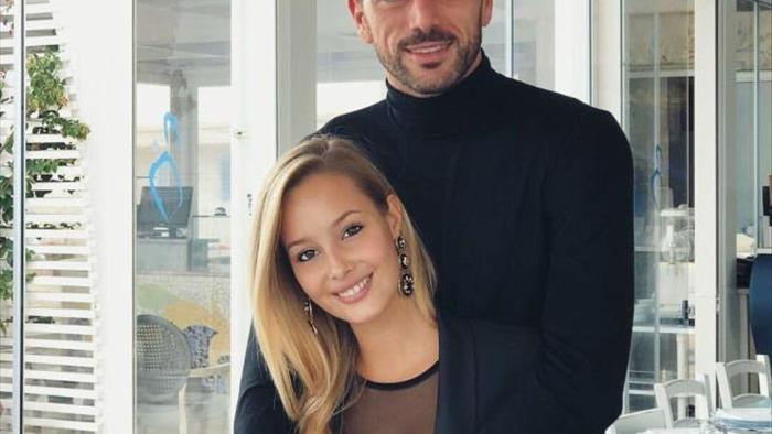 Nhan sắc bạn gái siêu mẫu đẹp như thiên thần của Graziano Pelle - 10