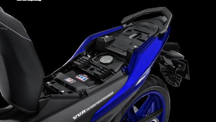 Ảnh: Cận cảnh 'siêu phẩm' Yamaha Exciter 155 VVA vừa ra mắt tại Việt Nam - 13
