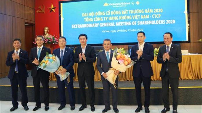 Ghế nóng của Vietnam Airlines thay tướng - 1